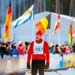 46. Tartu Maraton - Raivo Puhke (1487)