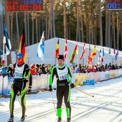 46. Tartu Maraton - Üllar Karu (1832), Einar Mitt (2270)