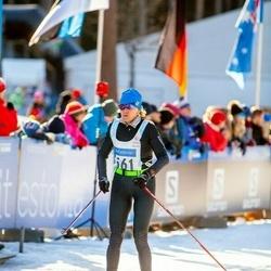46. Tartu Maraton - Larisa Usacheva (561)