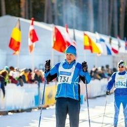 46. Tartu Maraton - Tarvo Treier (731)