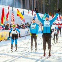46. Tartu Maraton - Peep Põlluäär (1143), Risto Ülem (3046)