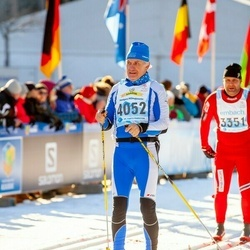 46. Tartu Maraton - Helges Mändmets (4052)