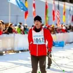 46. Tartu Maraton - Madis Joonsalu (1011)