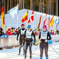 46. Tartu Maraton - Iina Lumiaho (904), Andreas Tooming (1006)