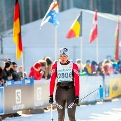 46. Tartu Maraton - Katrin Oolmets (2306)