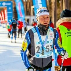 46. Tartu Maraton - Luca De Zorzi (2153)
