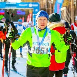 46. Tartu Maraton - Valmar Sisask (1651)