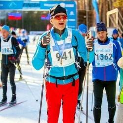 46. Tartu Maraton - Endel Karp (941), Karel Krist (1362)