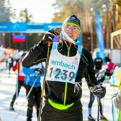 46. Tartu Maraton - Tarmo Kastemäe (1239)
