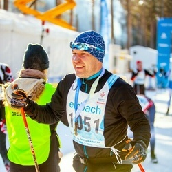 46. Tartu Maraton - Ahti Allikas (1051)