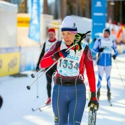 46. Tartu Maraton - Tiina Tiisler (1334)