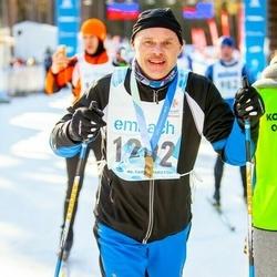 46. Tartu Maraton - Elor Ilmet (1202)
