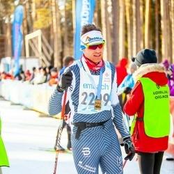 46. Tartu Maraton - Erik Vescovi (2299)