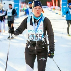 46. Tartu Maraton - Anu Toomjõe (1365)