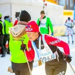 46. Tartu Maraton - Janika Apri (2266)