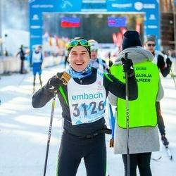 46. Tartu Maraton - Margus Rajaver (3126)
