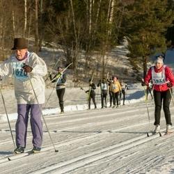 46. Tartu Maraton - Olev Veberson (1670), Ülla Urgand (3231)