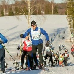 46. Tartu Maraton - Ott Kütt (2326), Alexander Khalyapin (3097)
