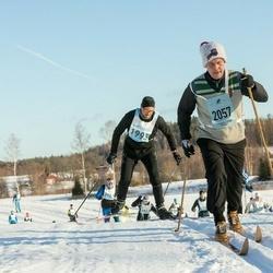 46. Tartu Maraton - Jaanus Kitse (1993), Ahti Mardo (2057)