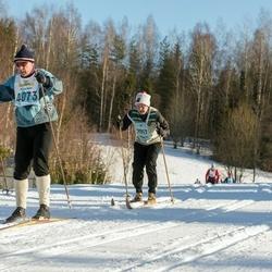 46. Tartu Maraton - Ahti Mardo (2057), Avo Kirsipuu (4073)