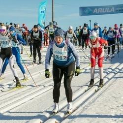 46. Tartu Maraton - Vladimir Rovnik (2317), Emma Roberta Rajando (9270)