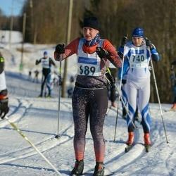46. Tartu Maraton - Kati Helmja (689)