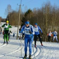 46. Tartu Maraton - Jaanus Kaur (582)
