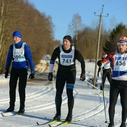 46. Tartu Maraton - Ülo Michelson (741)