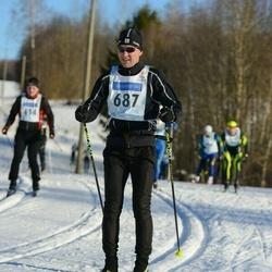 46. Tartu Maraton - Hanno Murrand (687)