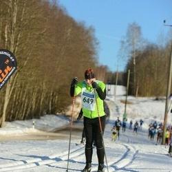 46. Tartu Maraton - Kaarel Luts (649)