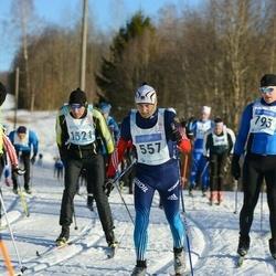 46. Tartu Maraton - Sergey Morozov (557)