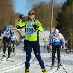 46. Tartu Maraton - Jaak Kanniste (1393)