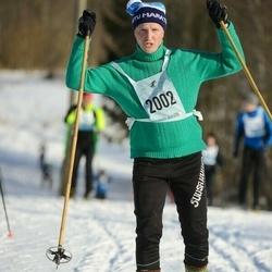 46. Tartu Maraton - Ergo Rästas (2002)