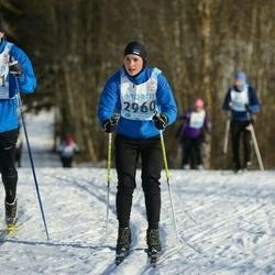 46. Tartu Maraton - Andra Moistus (2960)