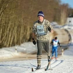 46. Tartu Maraton - Taavi Raudsaar (2053)