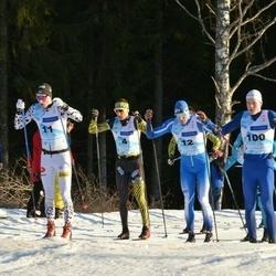 46. Tartu Maraton - Bastien Poirrier (4), Martti Himma (11), Mart Kevin Põlluste (12), Christopher Kalev (100)