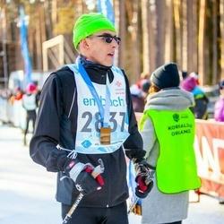 46. Tartu Maraton - Jaanus Liigand (2837)