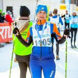 46. Tartu Maraton - Merje Luik (1105)