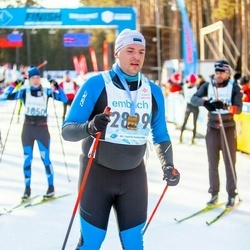 46. Tartu Maraton - Anton Bazõlev (2899)