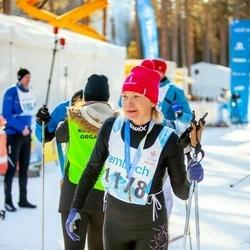 46. Tartu Maraton - Annika Vaher (1178)
