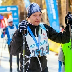 46. Tartu Maraton - Toomas Lillsaar (2526)
