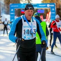 46. Tartu Maraton - Valdis Kurg (1403)