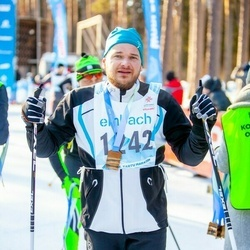 46. Tartu Maraton - Janek Trumm (1242)