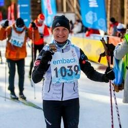 46. Tartu Maraton - Sille Puhu (1039)
