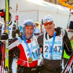 46. Tartu Maraton - Erwin Maderthaner (2119), Hans Haldi (2247)
