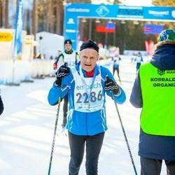 46. Tartu Maraton - Matti Hannila (2286)