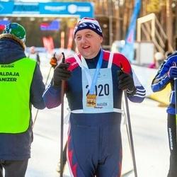 46. Tartu Maraton - Andrus Danilov (2020)