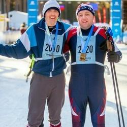 46. Tartu Maraton - Andri Tõnstein (2010), Andrus Danilov (2020)