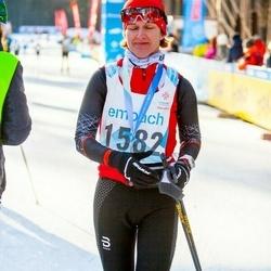 46. Tartu Maraton - Linda Katlapa (1582)