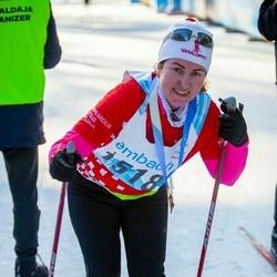 46. Tartu Maraton - Kätlin Madis (1518)